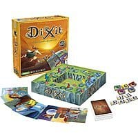 Amazon Deal: Strategy Board Games: Small World $30, King of Tokyo $21, Dixit