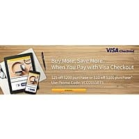 Newegg Deal: Newegg Coupon w/ VISA Checkout Purchases: $10 off $100+ or $25 off $200+