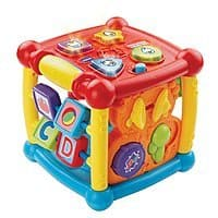 Target Deal: VTech Busy Learners Activity Cube Learning Toy