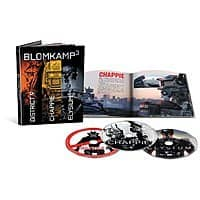 Amazon Deal: Blomkamp³ LE Digibook Blu-Ray Collection
