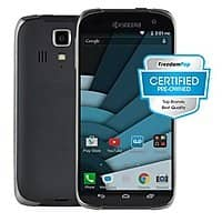 FreedomPop Deal: FreedomPop: Kyocera Hydro Icon Waterproof Smartphone (Pre-Owned)