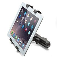 Entronik via Amazon Deal: Aduro U-Grip Adjustable Universal Car Headrest Mount for Tablets
