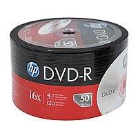 Newegg Deal: 50-Pack HP 4.7GB 16x DVD-R Disc Pack $5.99 + Free Shipping *Back*