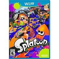 Amazon Deal: Splatoon (Nintendo Wii U)