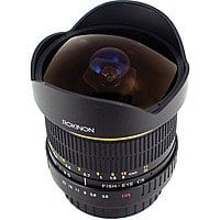 B&H Photo Video Deal: Rokinon 8mm f/3.5 Ultra Wide Fisheye Lens (various mounts)