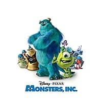 Disney Movies Anywhere Deal: Disney Pixar Monsters, Inc (Digital Movie)