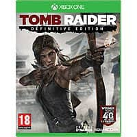 Xbox Live Marketplace Deal: Xbox Digital Games: Tomb Raider: Definitive Edition or Crysis 3
