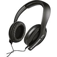 Newegg Deal: Sennheiser HD 202 Over-Ear DJ Headphones (Black) $14.95 + Free Shipping