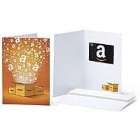 Amazon Deal: Amazon Student Offer: $25 Amazon Gift Card + $5 Promo Credit