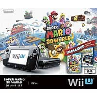 eBay Deal: 32GB Nintendo Wii U Set w/ Super Mario 3D World & Nintendo Land