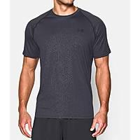 Under Armour Apparel: Men's UA Tech Patterned Short Sleeve T-Shirt