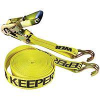 """Keeper 27'x2"""" Heavy Duty Ratchet Tie Down"""