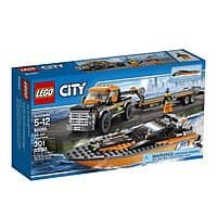 LEGO City: Great Vehicles 4x4 w/ Powerboat