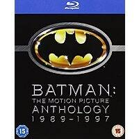 Batman: The Motion Picture Anthology (Region Free Blu-Ray)