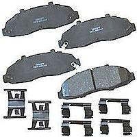 Carquest Wearever Gold Brake Pads & Wearever Rotors