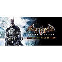 Batman: Arkham Asylum: GOTY (PC Digital Download)