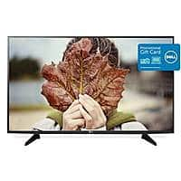 """49"""" LG 49LH5700 Smart LED HDTV + $150 Dell eGift Card"""