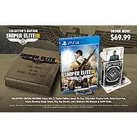 Sniper Elite III: Collector's Edition w/ LE Ammo Tin Box (PS4 or Xbox One) $  19.99 + Free In-Store Pickup