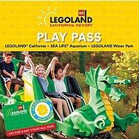 Legoland: California Resort Unlimited Admission Play Pass