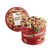 Harry & David Moose Munch Gourmet Popcorn: 24oz Tin