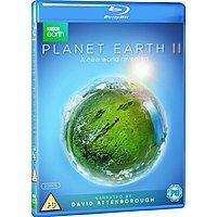 Planet Earth II: Narrated by David Attenborough (RF Blu-Ray)