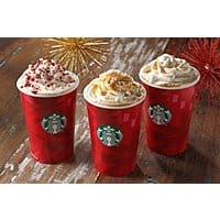Starbucks Stores: Any Frappuccino Blended Beverage