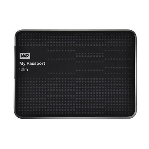 1.5TB Western Digital WD My Passport Ultra USB 3.0 Portable Hard Drive $69.99 + Free Shipping