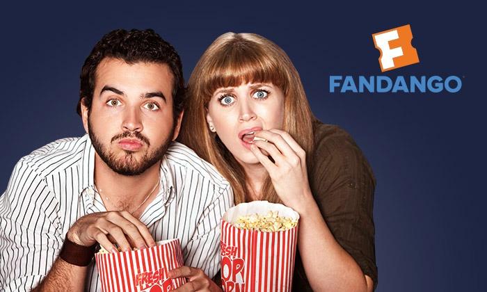 $14 Fandango Movie Ticket  $7