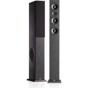 "Pair of JBL Loft 50 6.5"" 3-Way Floorstanding Speakers (Black) $149 (Starts at 2:30AM PDT)"