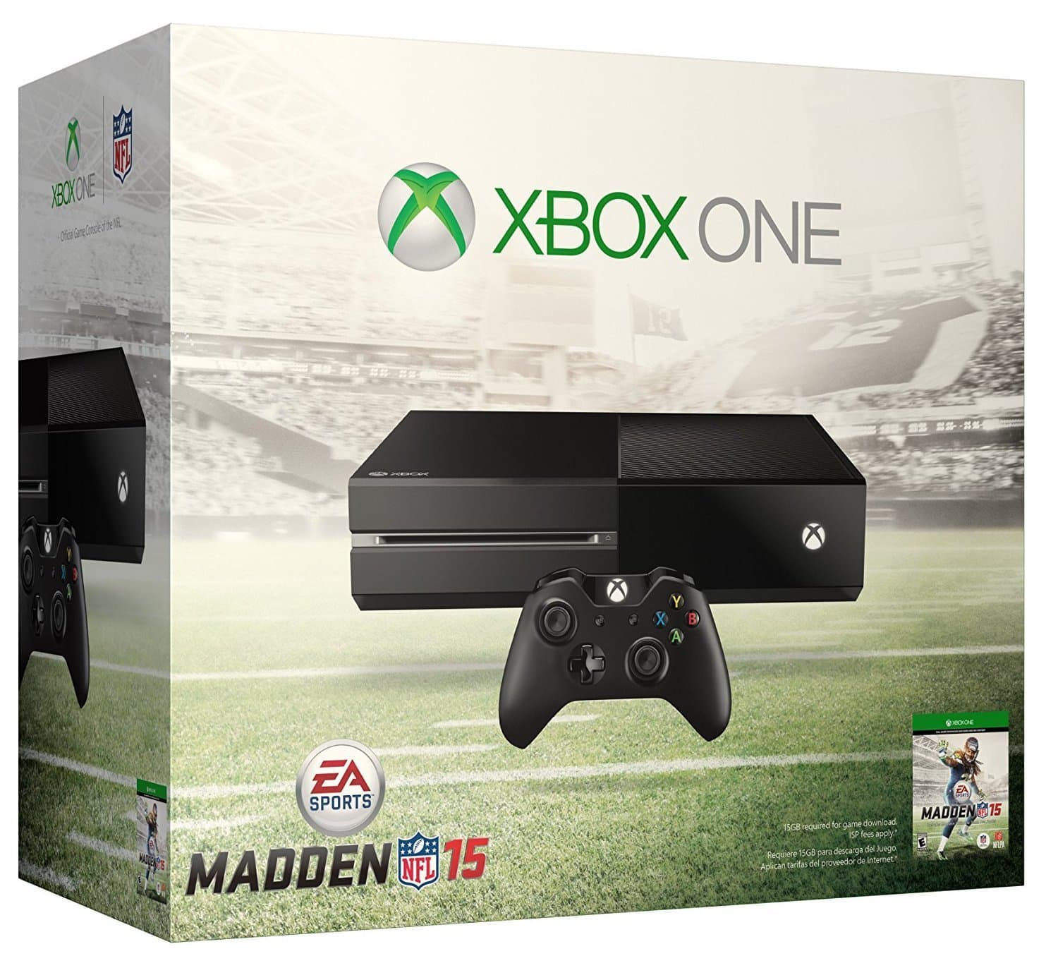 Xbox One Madden NFL 15 Console Bundle or PlayStation 4 Console  $360 each + Free Shipping