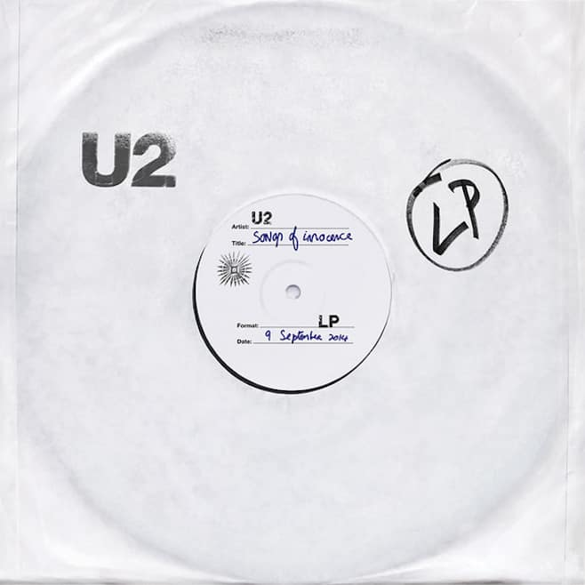 U2 new album Free on iTunes