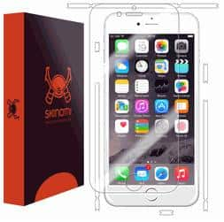 Skinomi TechSkin - Apple iPhone 6 or 6 Plus Easy Install Skin Protector with Free Lifetime Replacement Warranty $1.50 shipped @ skinomi.com