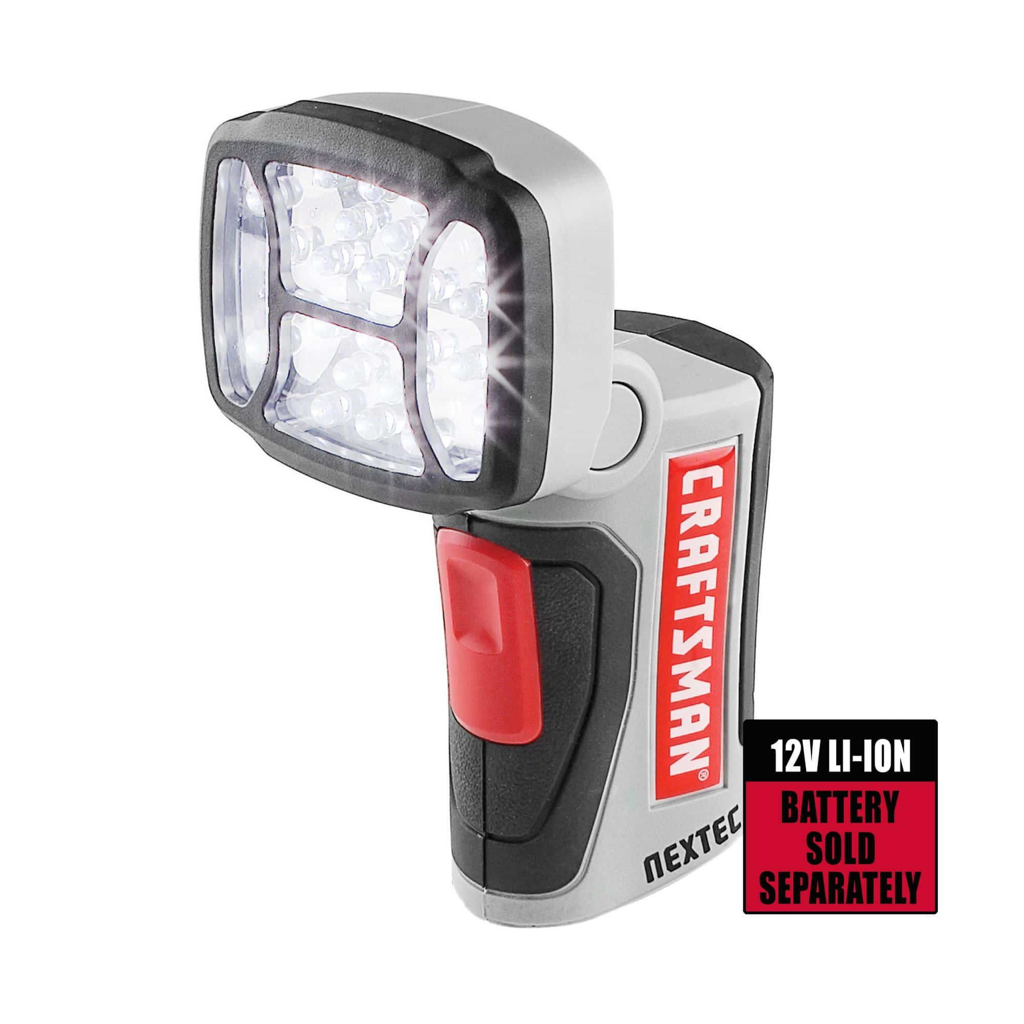 Craftsman Nextec 12-Volt LED Worklight (battery not included) $7.99 + Free Store Pickup ~ Sears