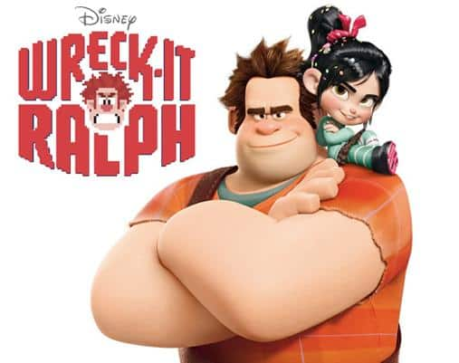 Wreck-It-Ralph (Digital Movie)  Free (Disney Movies Anywhere Account Required)