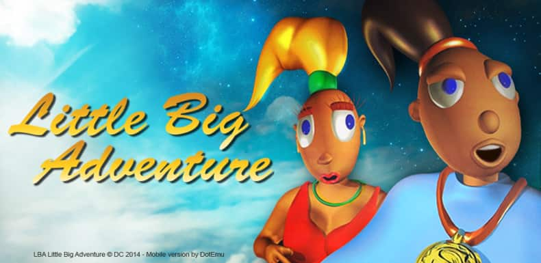 Little Big Adventure (PC Digital Download)  Free