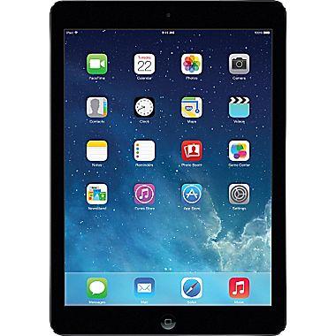 "Apple iPad Air 9.7"" Tablet: 32GB $349, 16GB  $299 + Free Shipping"