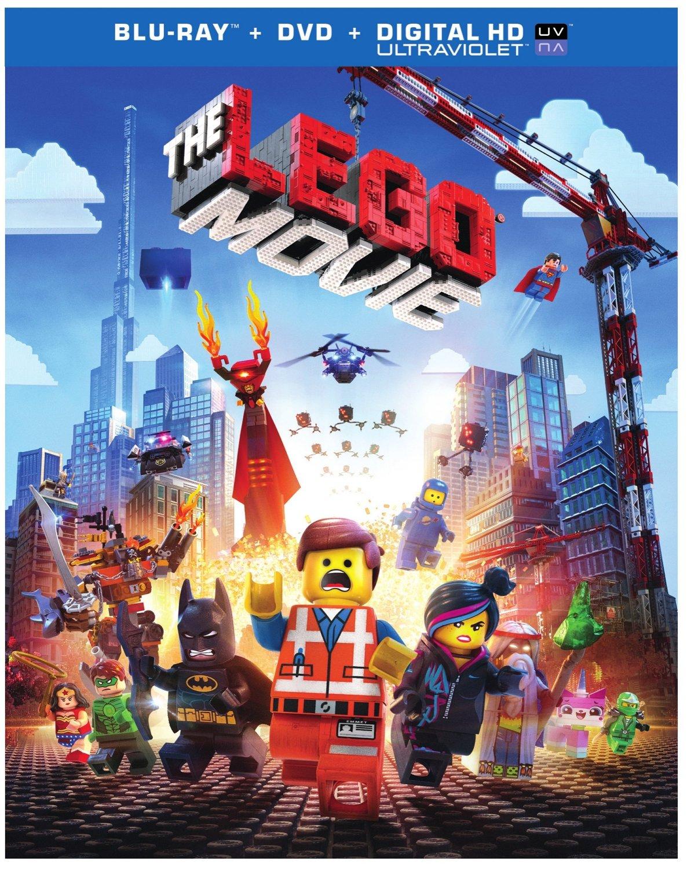 Lego Movie - 2 disc DVD, Blu-ray, UltraViolet - $3.99 - Bestbuy.com