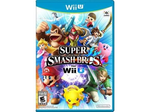 Super Smash Bros. (Wii U) $49.99 with free shipping