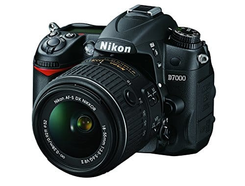 Nikon D7000 SLR Camera w/ 18-55mm Lens $649.95 or Holiday Bundle w/ 55-200 Lens $796.95 + Free Shipping