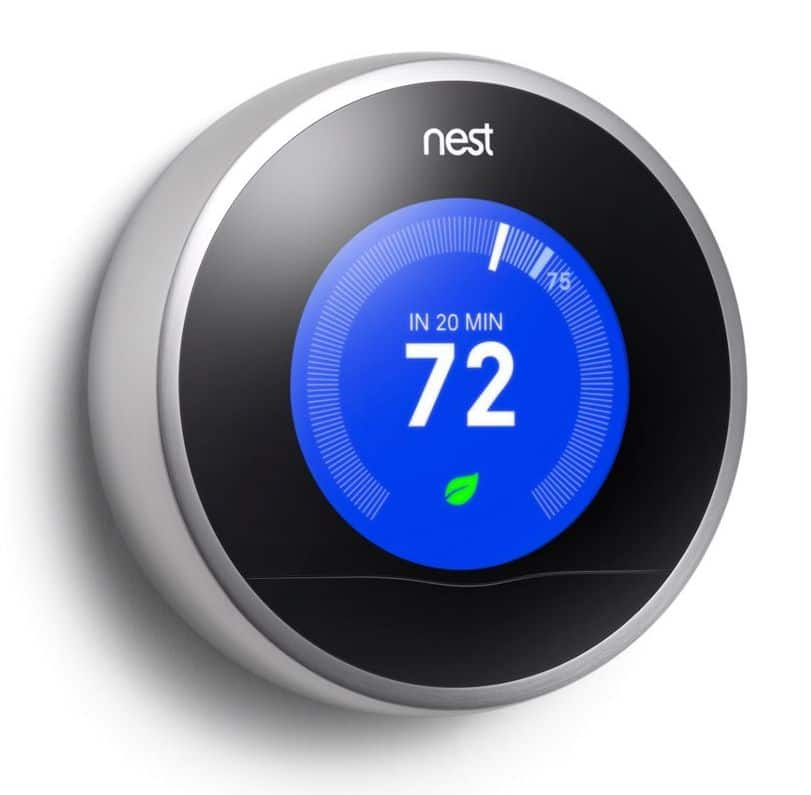 Nest Learning Thermostat (2nd Generation)  $199 + Free Shipping