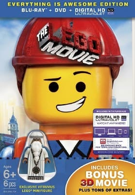 Lego movie 3d bluray-- 9$  -traget live-checkout to see the price!!!!