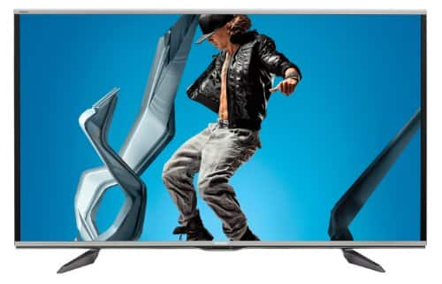 "60"" Sharp Aquos Q+ 1080p 240Hz 3D Smart LED TV w/ 2 Pairs of Bluetooth 3D Glasses & Universal Remote (LC-60UQ17U) $1099 + Free Shipping"