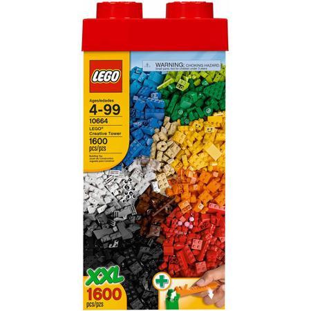 Lego (1600 Pieces) or Duplo (200 Pieces) $35 Now Live At Walmart Online!