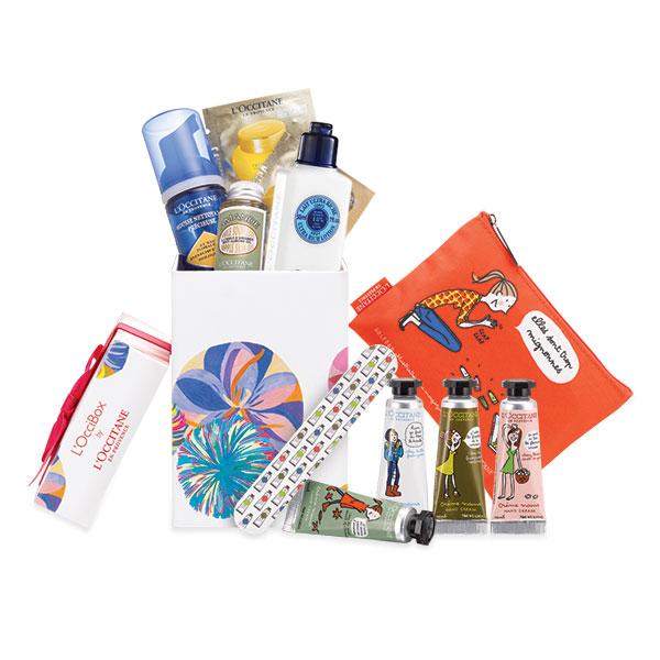 Locci Box Set + $10 Holiday Card + Quattro Mini Hand Cream Set  $15 + Free Shipping