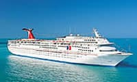 4 Night W. Caribbean Cruise Carnival $70 pp