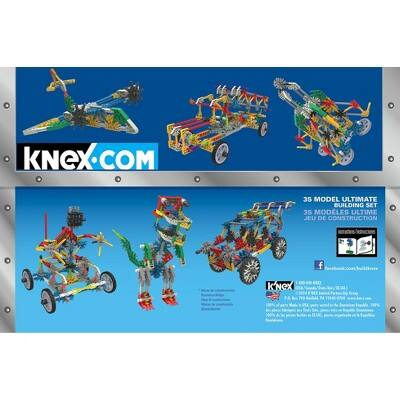 K'NEX 35 Model Ultimate Building Set  $12 + Free Shipping