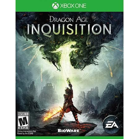 Dragon Age: Inquisition (PS4 or Xbox One)  $40 + Free In-Store Pickup