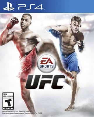 UFC PS4/Xbox One - $19.99 @ target