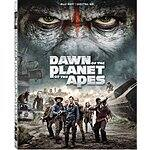 Dawn of the Planet of the Apes (Blu-ray)  $10