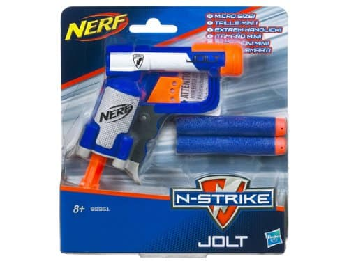 Nerf N-Strike Elite Jolt Blaster $1.87 with Prime shipping